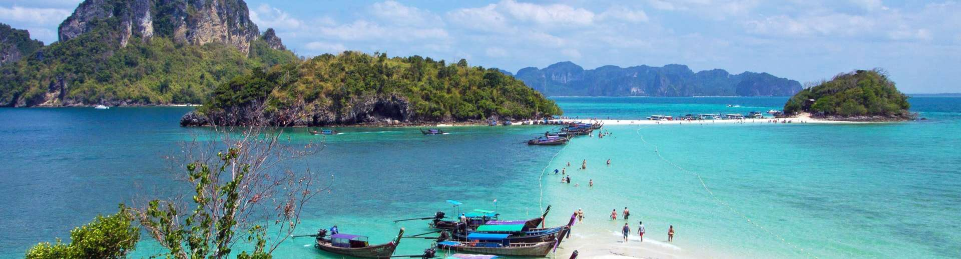 4 islands tour from krabi