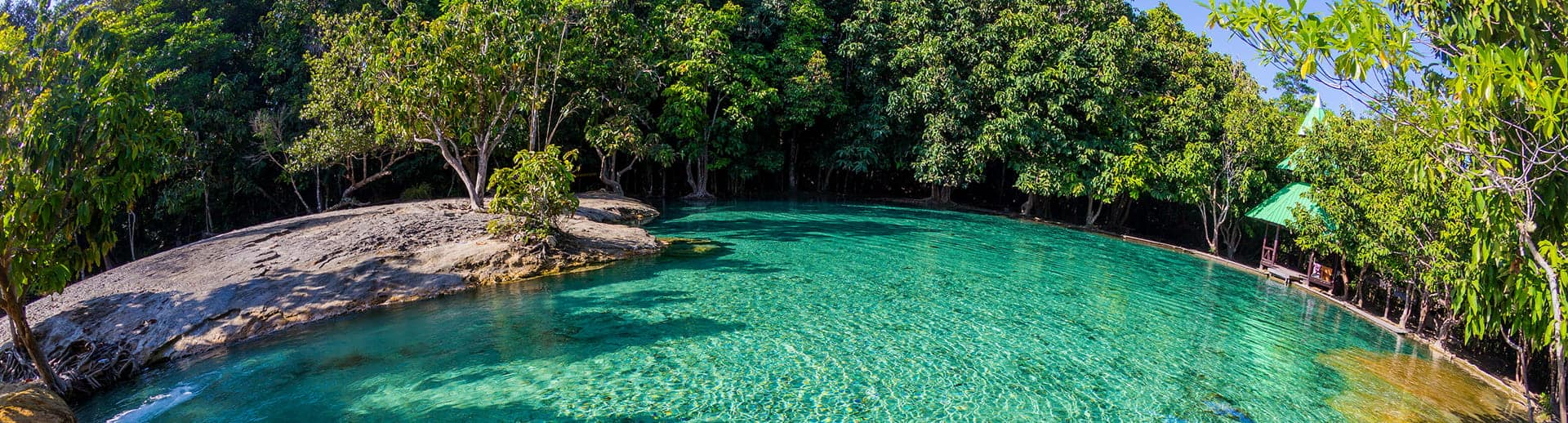 emerald pool tiger cave tour krabi