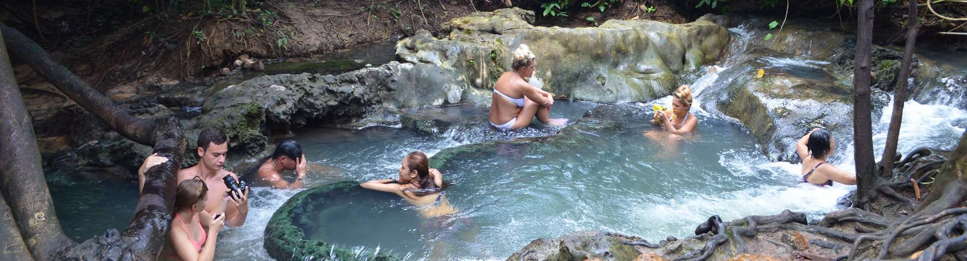 hot spring tour krabi thailand