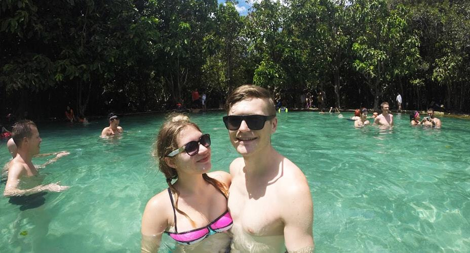 emerald pool krabi tour ao nang