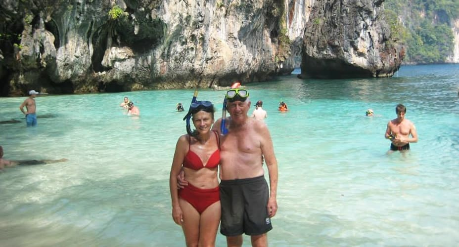 from krabi to hong islands tour