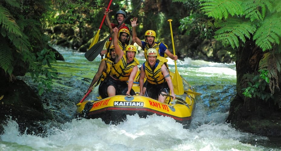 krabi rafting tour
