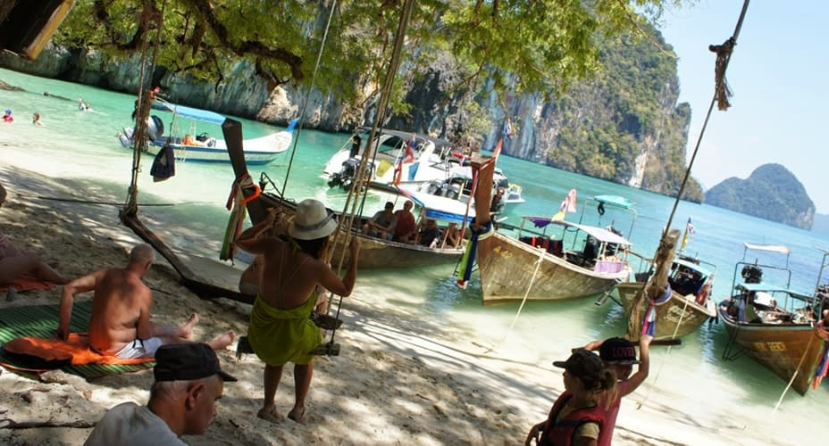 lading island tour hong islands krabi