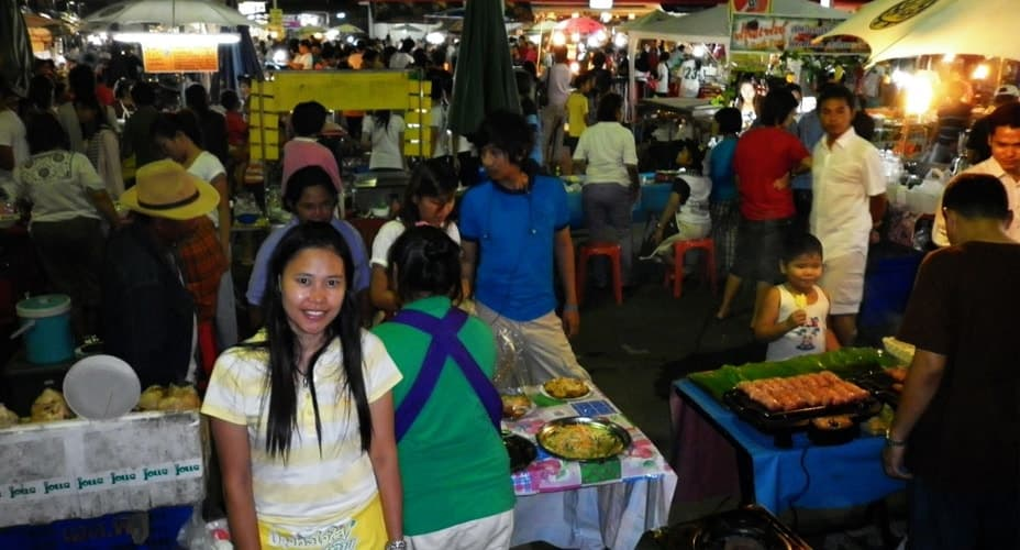 night market krabi tours