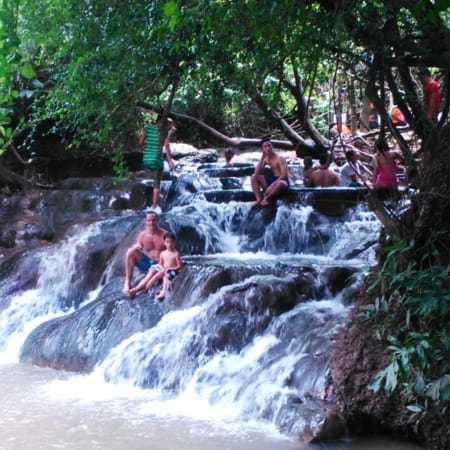 one day krabi jungle tour