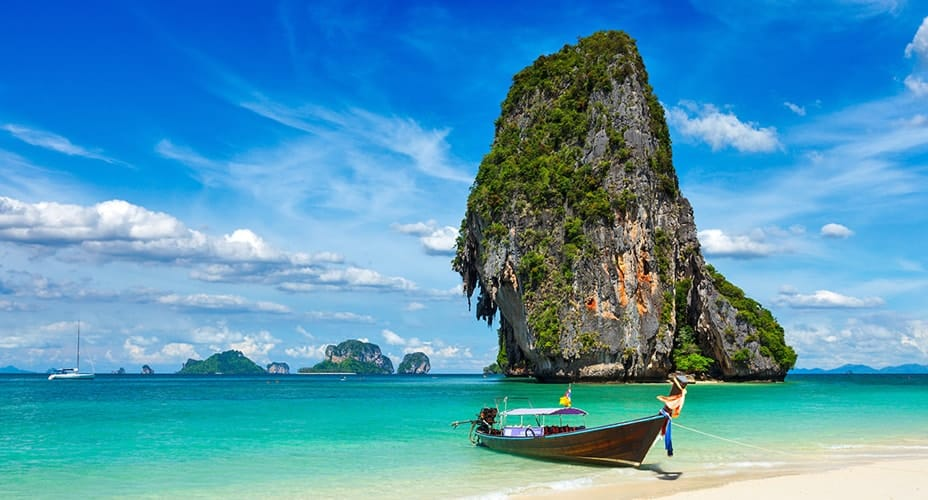 phra nang beach tour from ao nang beach