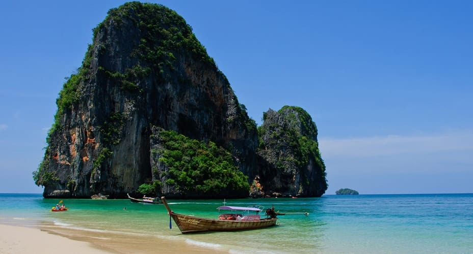 phranang beach krabi tour