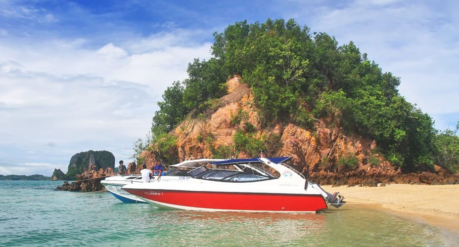 speed boat tour hong islands krabi
