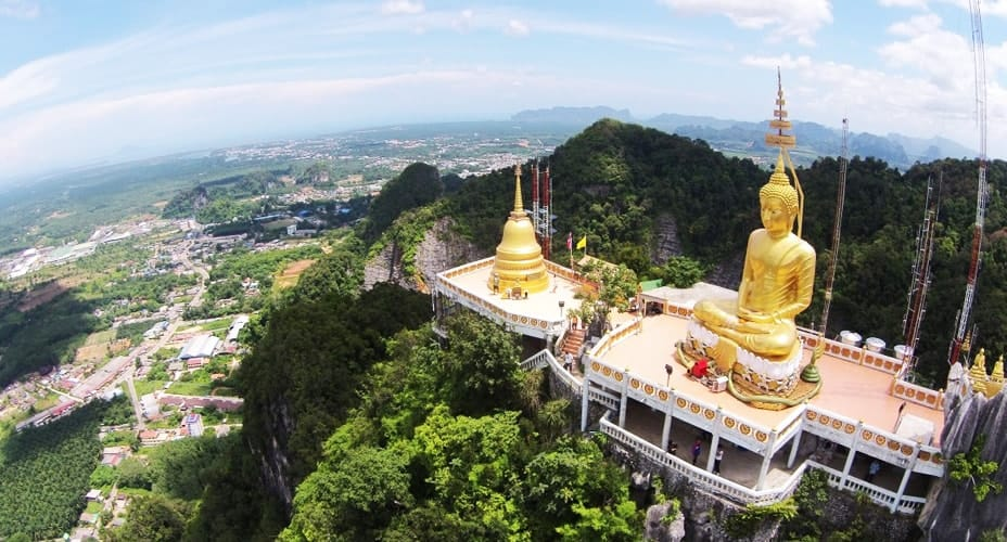 tours to tiger cave temple krabi