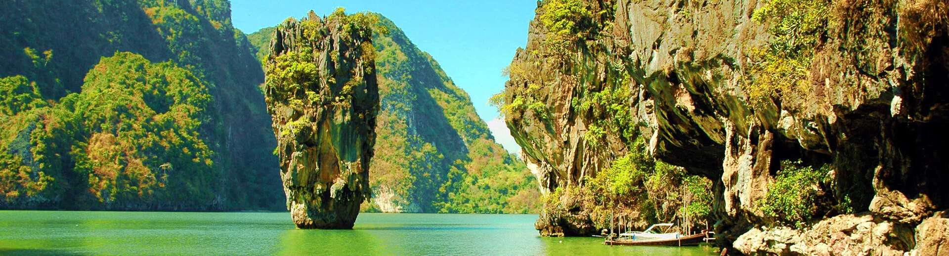 one day tour to james bond island from krabi