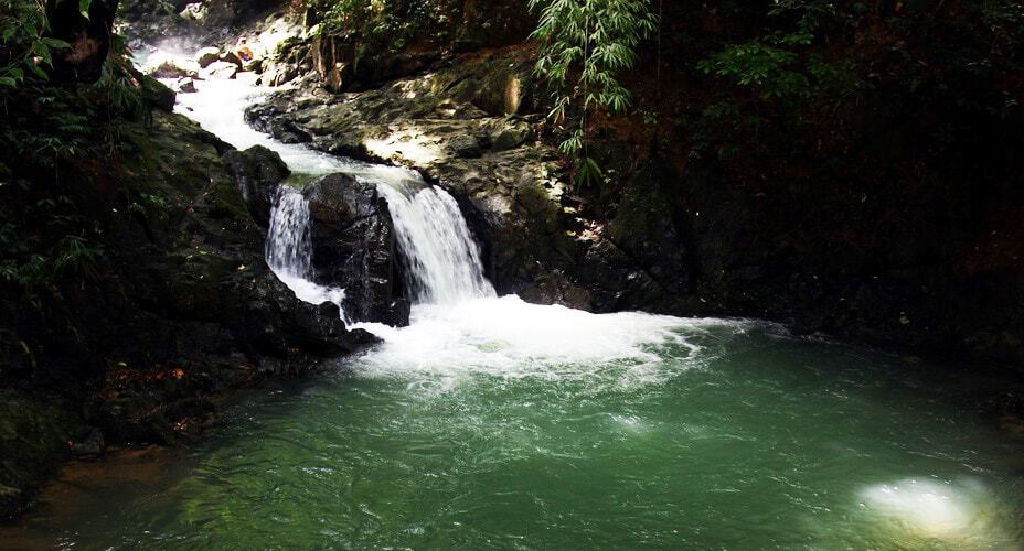 raman waterfall krabi tours
