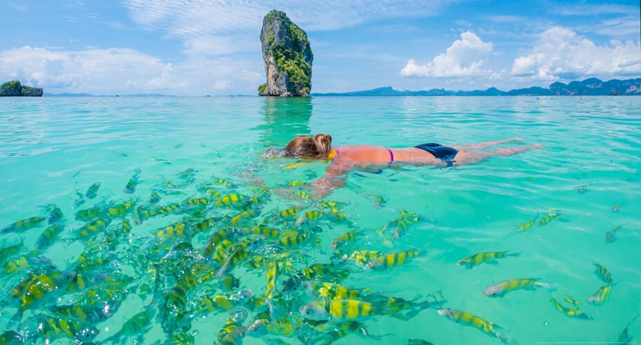 tour to 4 islands from krabi