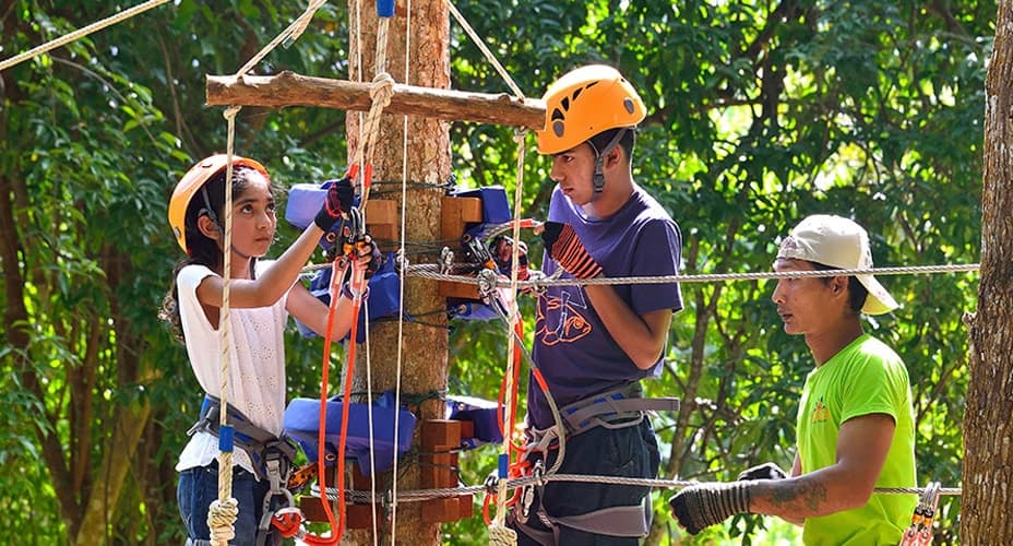 zipline adventure krabi tours