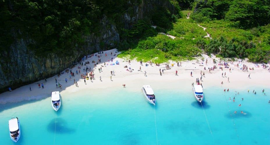 cheap tour krabi to phi phi
