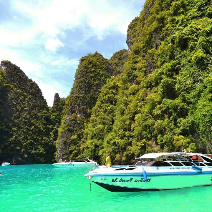 private speedboat to hong islands
