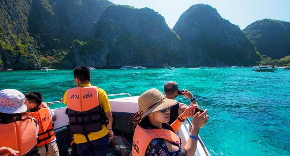 speed boat charter 4 islands from krabi