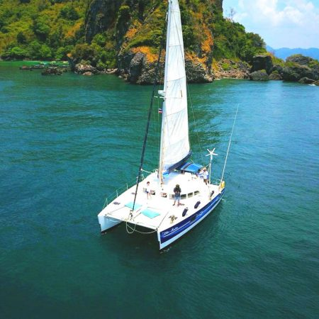 4 islands sailing tour krabi